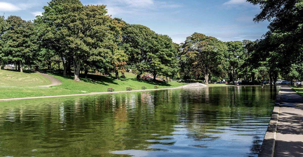 Duthie Park | Aberdeen | Scotland