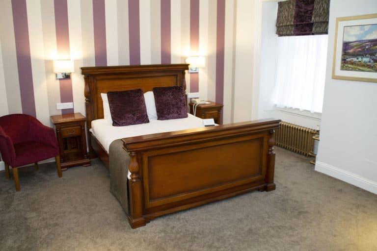 Classic Double Bedroom | Aberdeen Douglas Hotel | Independent Hotel | Scotland