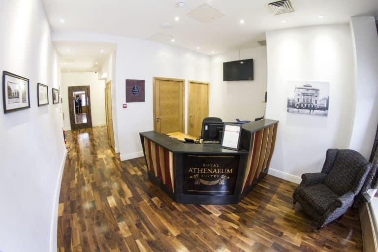 Royal Athenaeum Suites | Aberdeen Douglas Hotel | Independent Hotel | Scotland