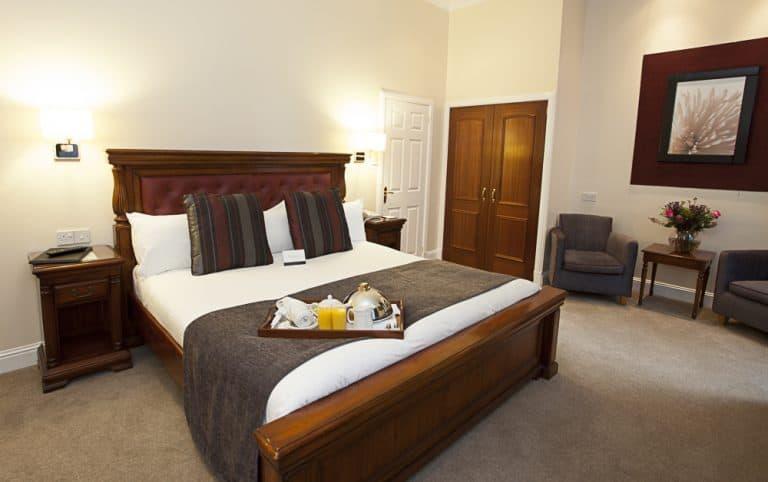 Executive Double Bedroom | Aberdeen Douglas Hotel | Independent Hotel | Scotland