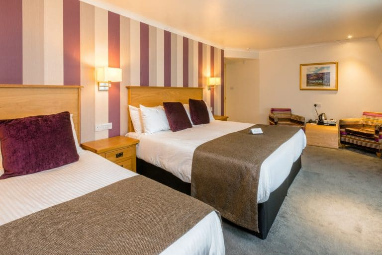 Family Room | Aberdeen Douglas Hotel | Independent Hotel | Scotland