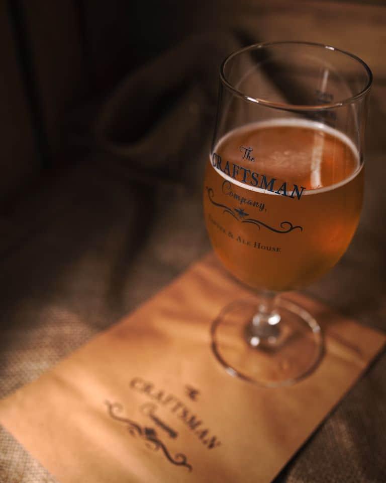 The Craftsman Company | Craft Beer | Fierce Beer | Brew Dog | Aberdeen
