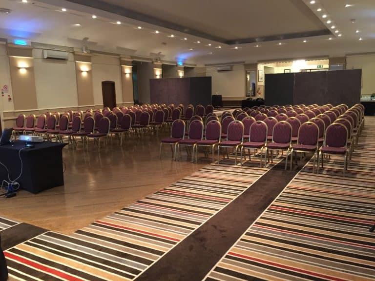 Grand Ballroom Conference Room   Aberdeen Douglas Hotel   Aberdeen