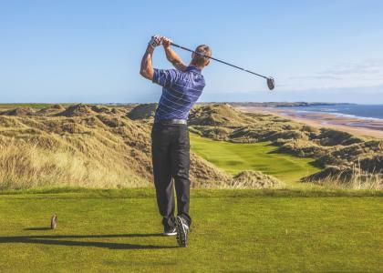 Trump International Golf Links | Murcar Golf Links | Royal Aberdeen Golf Links | Cruden Bay | Aberdeen Douglas Hotel