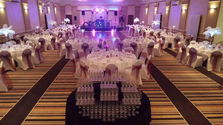 Wedding and Party Venue | Aberdeen Douglas Hotel | Aberdeen City Center